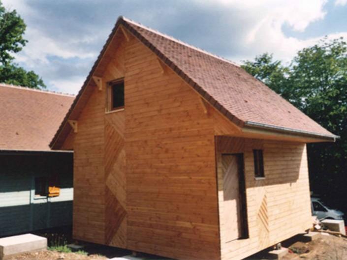 Charpentier couvreur 36 neuvy st s pulcre sarl plantureux for Garage photovoltaique gratuit