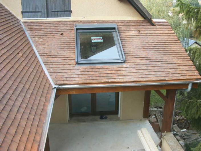 Fen tres de toit v lux sarl plantureux for Fenetre toiture