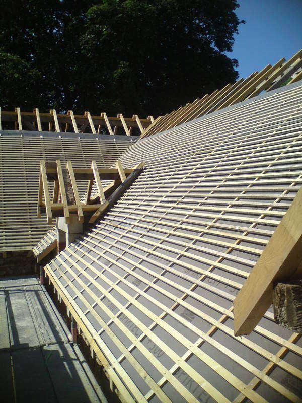 L 39 cran de sous toiture sarl plantureux - Ecran de sous toiture ...