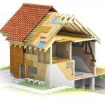 Isolation thermique d'une habitation
