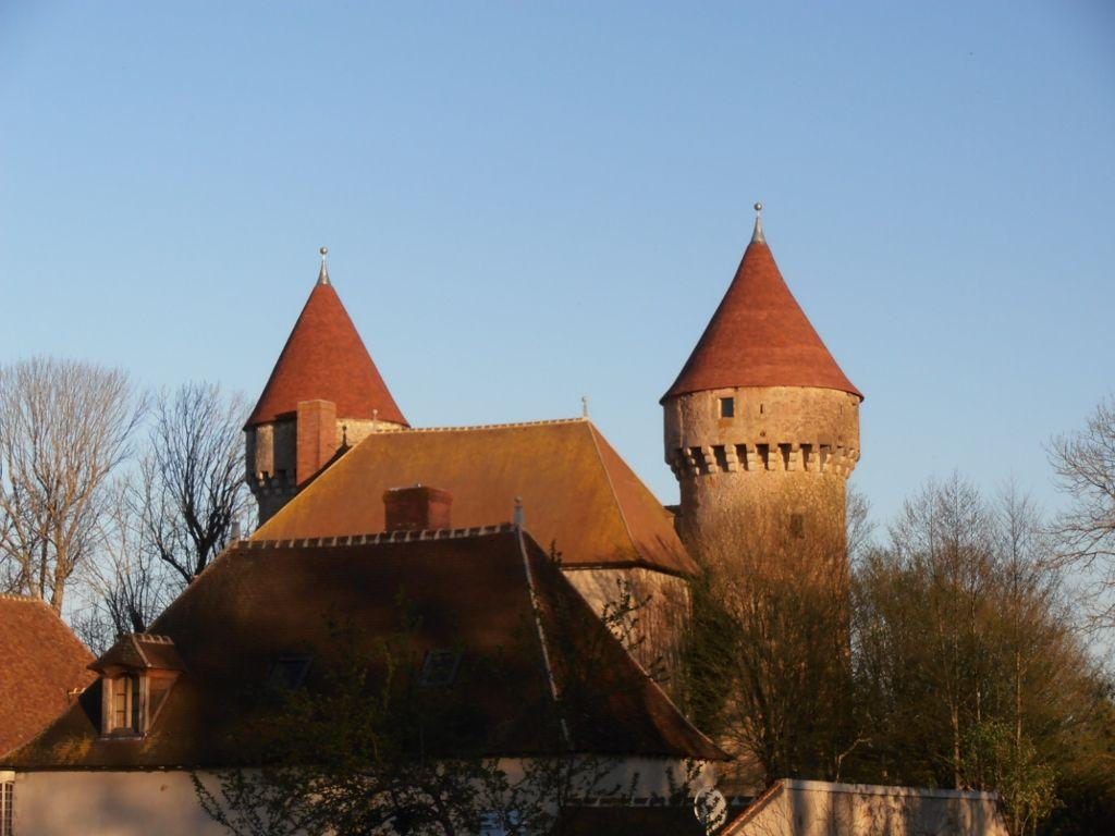 Château de Celon - état après travaux