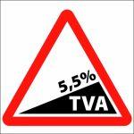 TVA à 5,5 % sur les travaux d'isolation en toiture